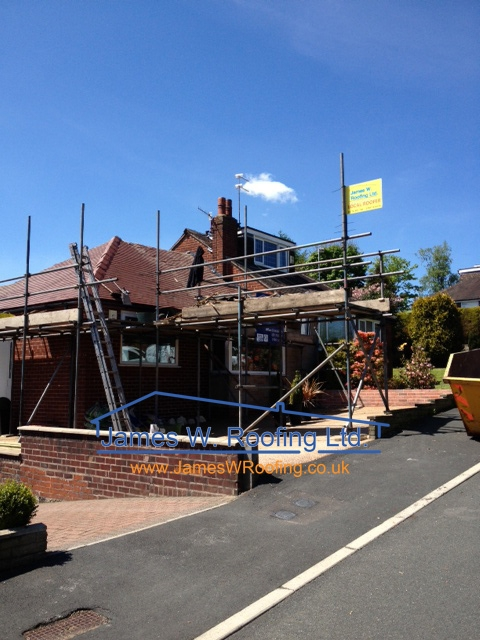 Re Roofing job
